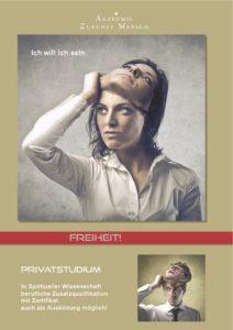 """Kurs """"Freiheit"""" - Spirituelle Psychologie - Seminar 1 @ Treffpunkt Mensch"""