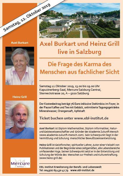 Axel Burkart & Heinz Grill